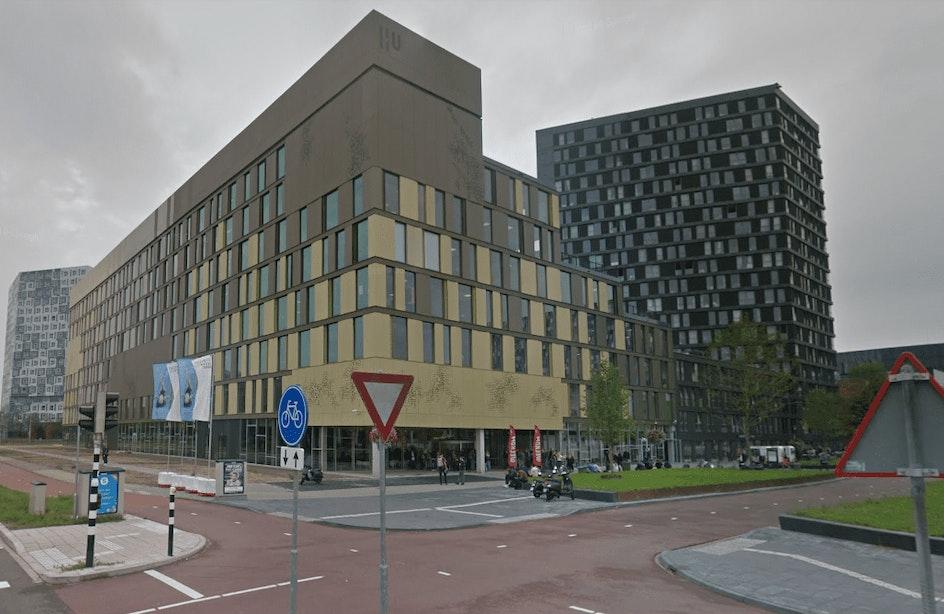 Gebouw Hogeschool Utrecht genomineerd voor duurzaamheidsprijs
