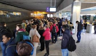 Tijdelijk geen tramverkeer op Uithoflijn vanwege storing
