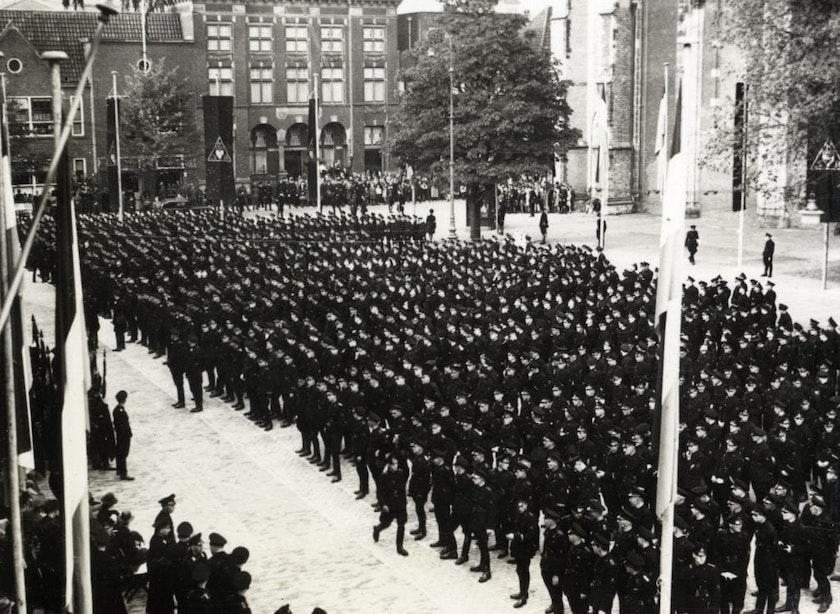 Selectie Utrechtse beelden 'De Tweede Wereldoorlog in 100 foto's' bekend