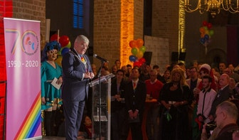 COC Midden-Nederland viert 70ste verjaardag in Utrechtse Nicolaïkerk