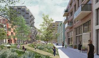 Gemeente Utrecht krijgt 400 reacties op plannen Merwedekanaalzone