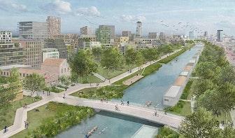 Plannen voor Merwede bekend: Het wordt geen woonwijk maar autovrije stadswijk