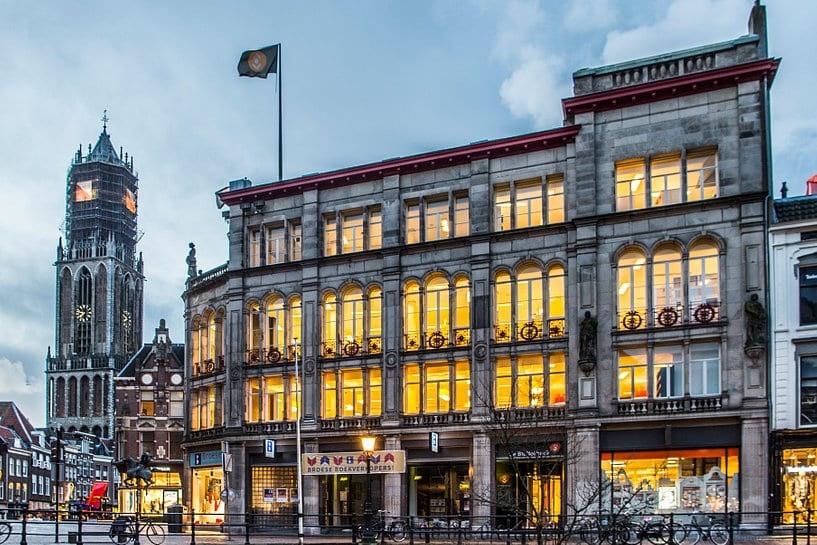 Bibliotheek Utrecht gestopt met uitlenen cd's: collectie gaat in de verkoop