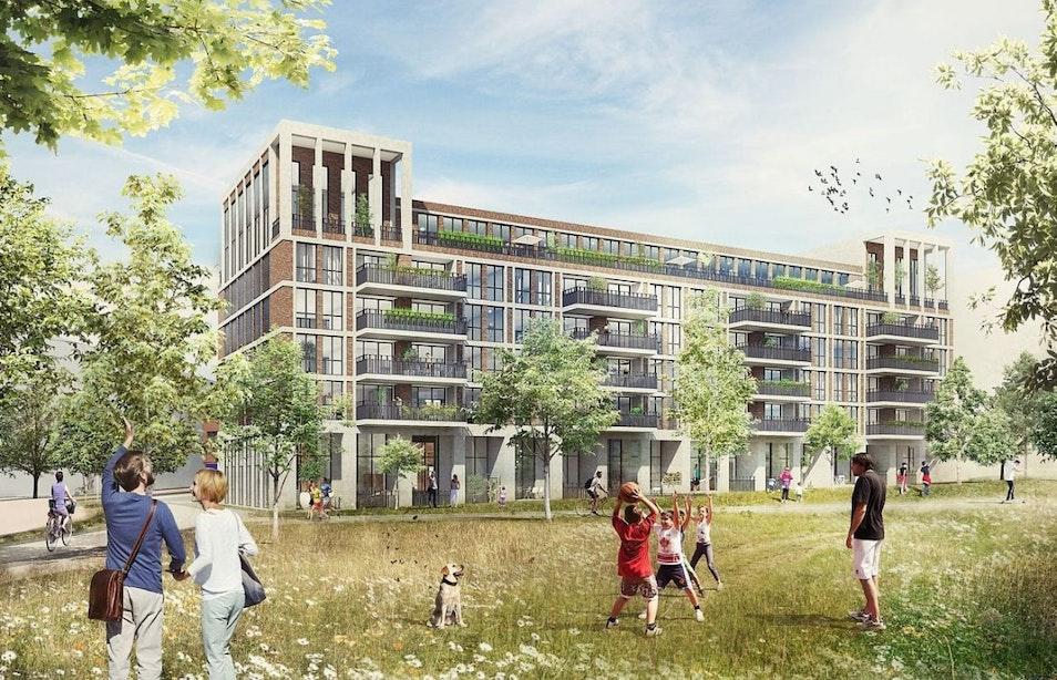 Weer bouwproject van start in nieuwe wijk Leeuwesteyn