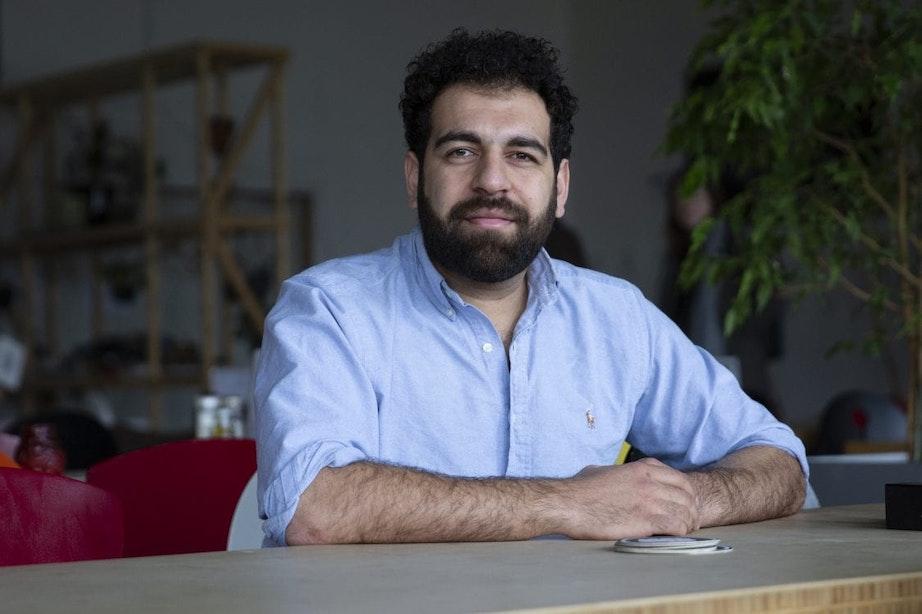 Utrecht volgens de eigenaar van Het Filmcafé Omar Waseq: 'In het begin waren er soms maar tien mensen'