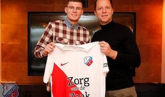 Linksback Django Warmerdam is eerste zomeraanwinst voor FC Utrecht