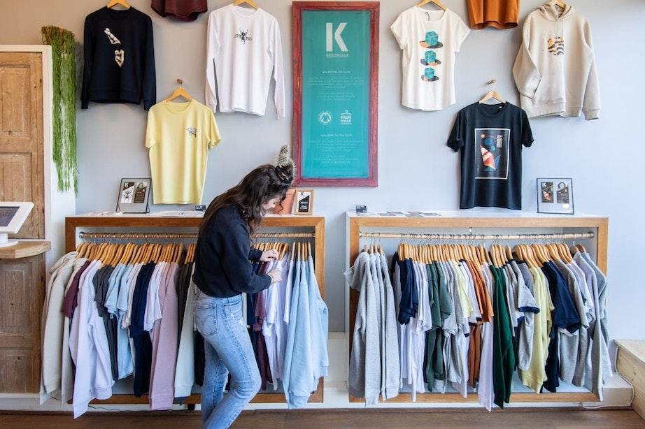Op bezoek bij Katoenfabriek: 'Je kan overal t-shirtjes bestellen, maar wij voegen een andere waarde toe'