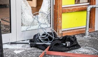 Politie verijdelt plofkraak op supermarkt Smaragdplein; Twee minderjarigen opgepakt