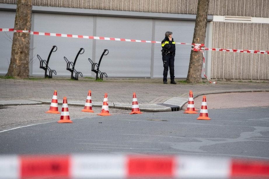 Celstraffen voor vluchtende autokrakers Utrecht Overvecht