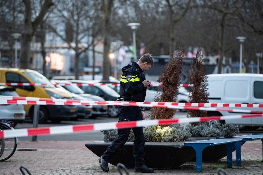 Politie komt met meer duidelijkheid over geloste schoten na autokraak Overvecht