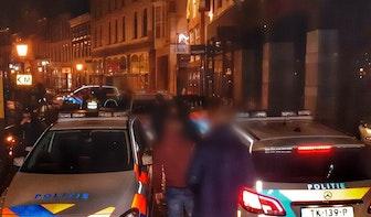 Wéér zakkenrollers opgepakt in Utrechts uitgaansgebied
