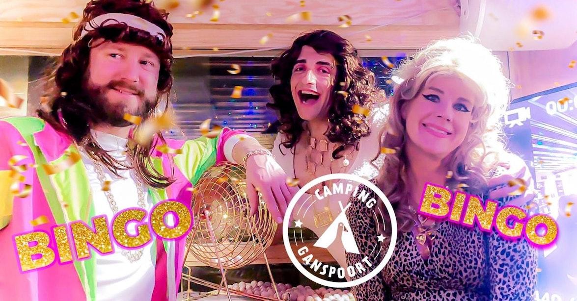 Dagtip: Eén groot feest bij de bingo van Camping Ganspoort
