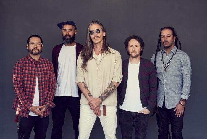 Rockband Incubus naar Utrecht voor exclusieve show