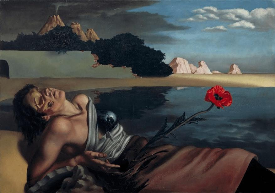 Joop Moesman in het Centraal Museum 'De tranen van Eros' – Surrealisme in het voorjaar
