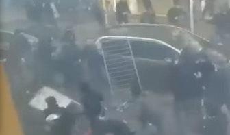 'FC Utrecht-supporters gewond bij voetbalrellen in Frankrijk'