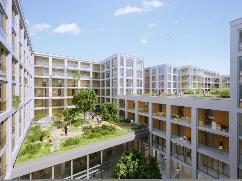 Politieke twijfels over ontwikkelaar 600 nieuwe appartementen in Utrecht