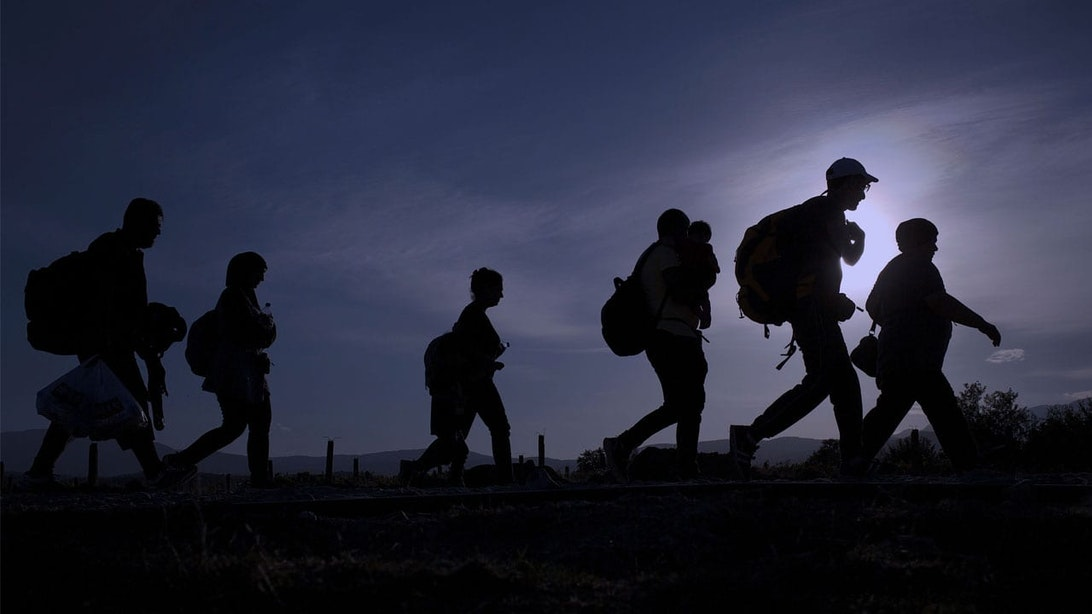 Loop mee met de Nacht van de Vluchteling