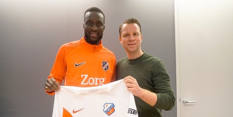 FC Utrecht verrast met aantrekken Senegalees international