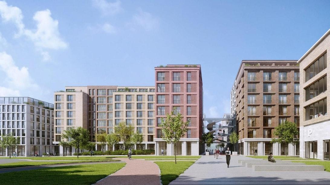 Zeshonderd appartementen voor werkende jongeren in Leidsche Rijn