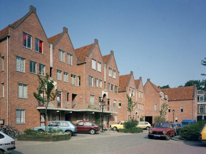 Nieuwe monumenten 1970-2000: Stadsvernieuwing aan de Vrouwjuttenhof