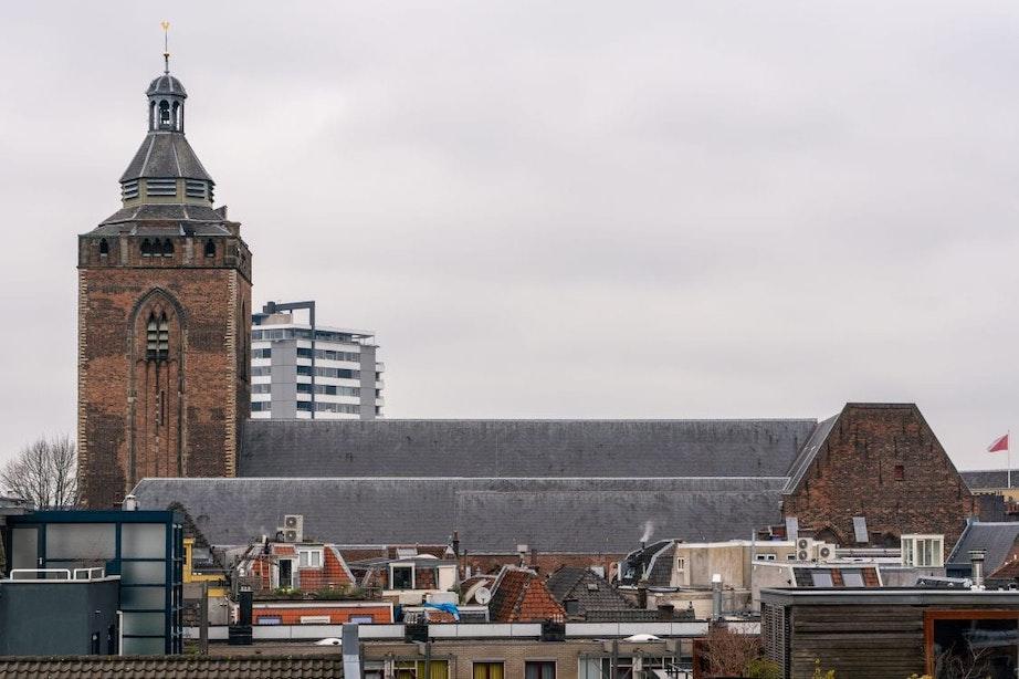 Geheimen van de stad: De kogel bijna door de (Buur)kerk