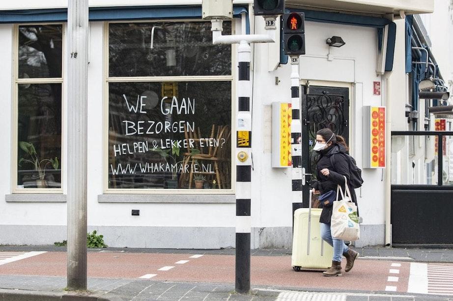 Utrechtse restaurants in tijden van nood gesteund met afhaal- en bezorgpagina