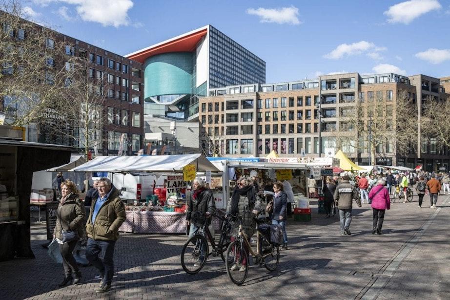 Utrechtse marktkramen krijgen hulp met bezorging van thuisboxen