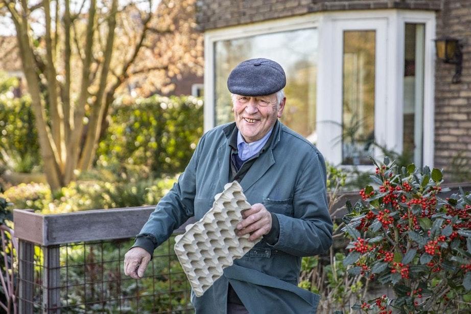 Utrechtse melkboer Adriaan van Vulpen (74) stopt na 50 jaar vanwege corona