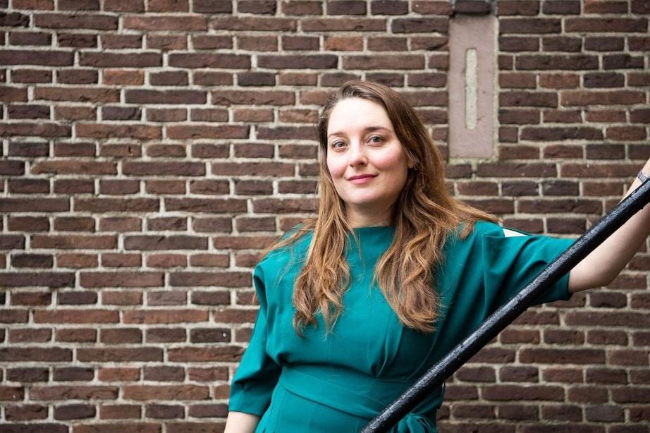 Dichters van de stad: Hanneke van Eijken en de Skyscraper