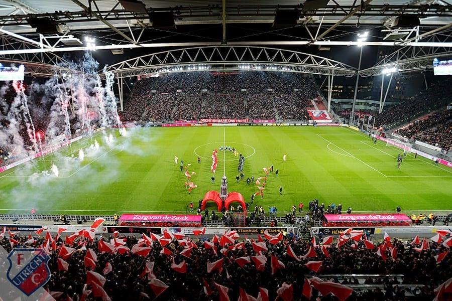 FC Utrecht wint in enerverend duel van Ajax en gaat naar bekerfinale