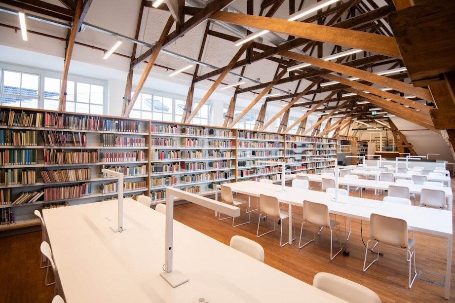 Zo ziet de nieuwe bibliotheek in Post Utrecht eruit