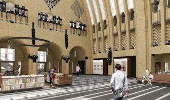 Bibliotheek Neude opent 13 maart