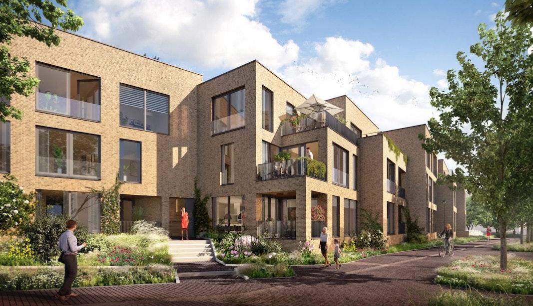 Appartementen en villa's in centrum van Utrecht gaan in de verkoop