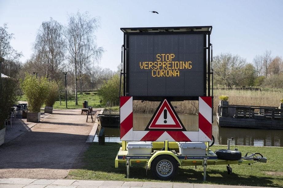 Minder coronabesmettingen in Utrecht; toch blijft het risiconiveau 'zeer ernstig'