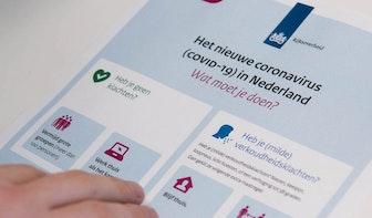 RIVM meldt tien nieuwe patiënten met coronavirus in Utrecht, 48 mensen besmet