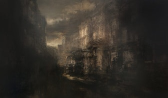 Utrechtse kunstenaars: Rens van Bergen ziet licht in de duisternis