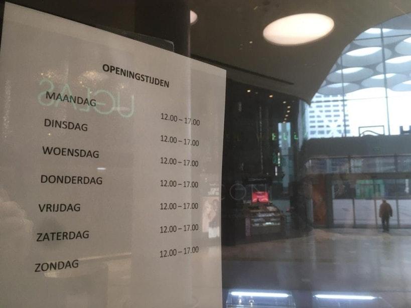Veel Utrechtse winkels in binnenstad passen openingstijden aan of sluiten de deuren
