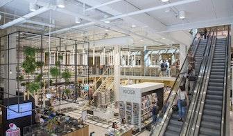 Ondanks corona toch een feestelijke opening voor Broese in Post Utrecht