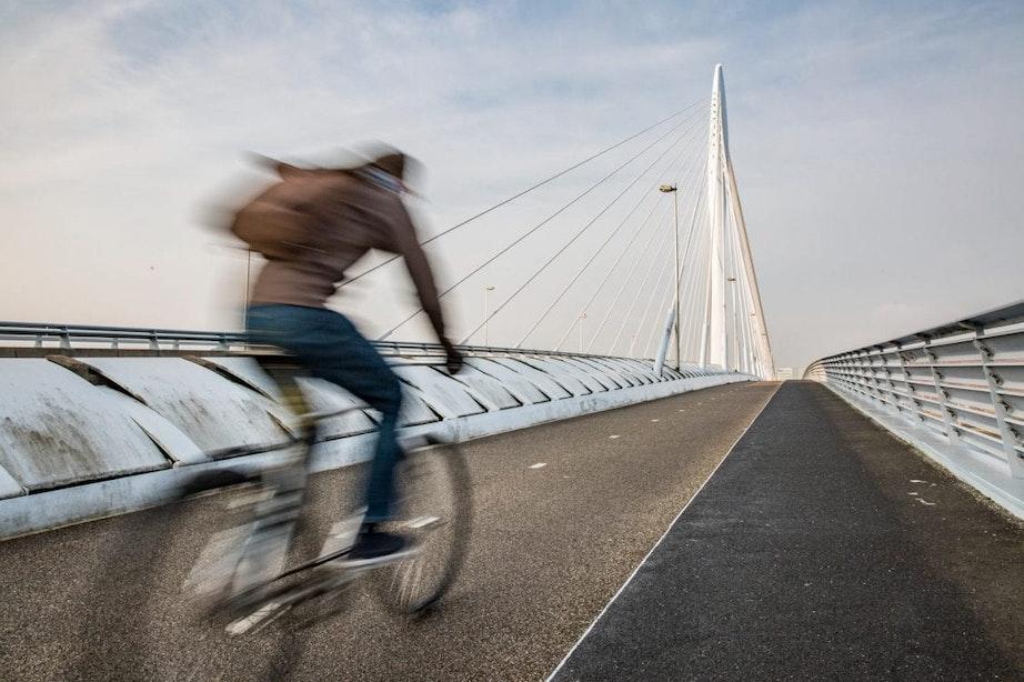 Onderhoudswerkzaamheden Utrechtse Prins Clausbrug volgende week van start