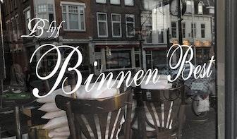 Café Binnen Best omgedoopt tot Blijf Binnen Best