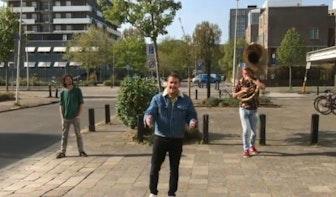 Utrechtse muzikanten missen België nu grenzen dicht zijn en maken een lied