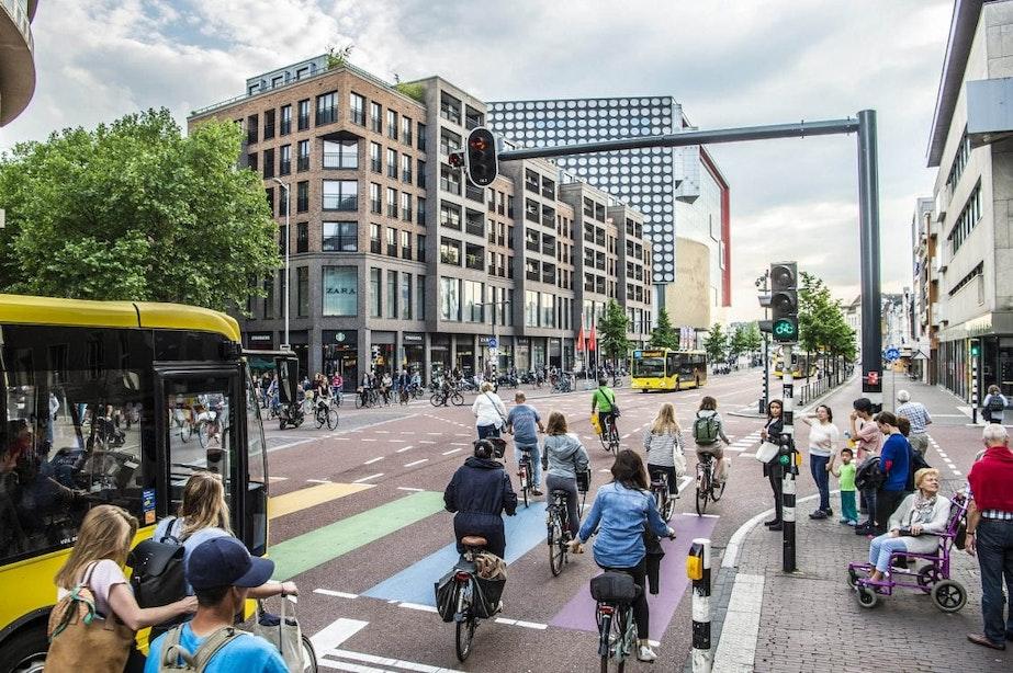 Hoe oud nieuws weer ineens nieuws werd: Utrecht wereldfietsstad?