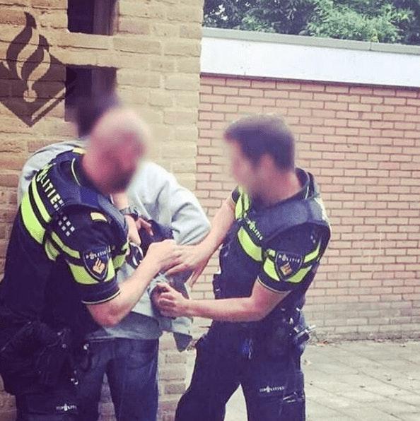 Politie pakt verdachten van twee diefstallen op in centrum van Utrecht