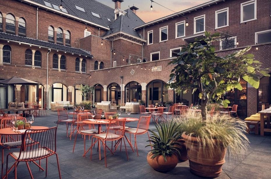 Faillissement voor exploitant hotel The Anthony: 'Maar blijft in deze tijd beperkt open'
