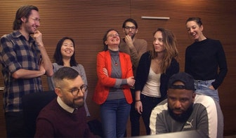 Utrechtse onderzoekers doen samen met rapper Willie Wartaal mee aan AI-songfestival