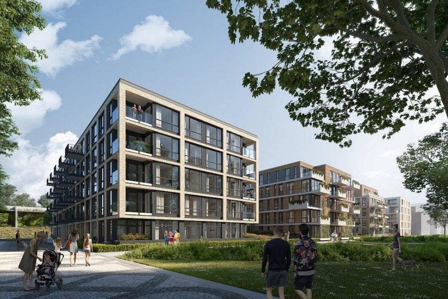 Utrechters kunnen reageren op eerste plannen voor nieuwe wijk Cartesiusdriehoek