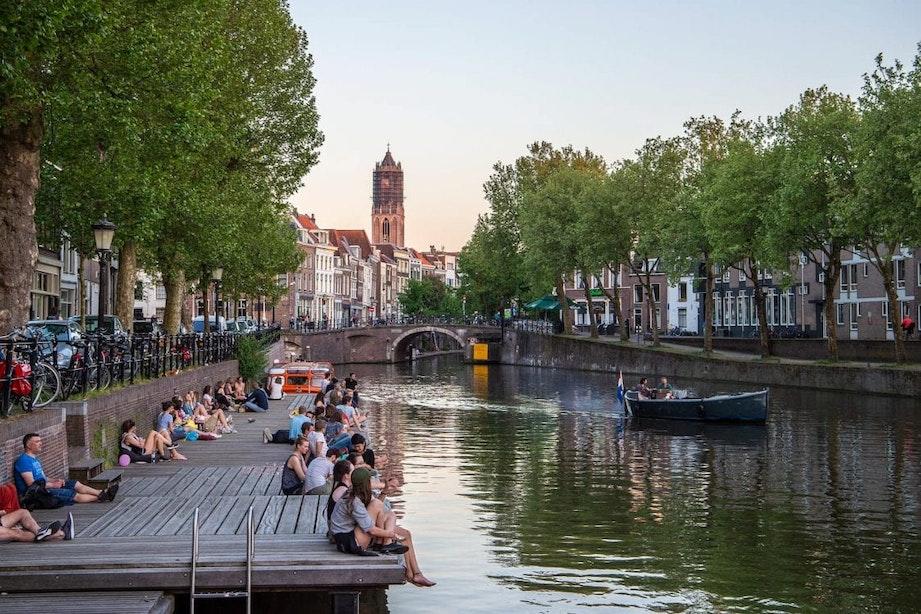 Al vier weken blijven Utrechters thuis: nog even volhouden