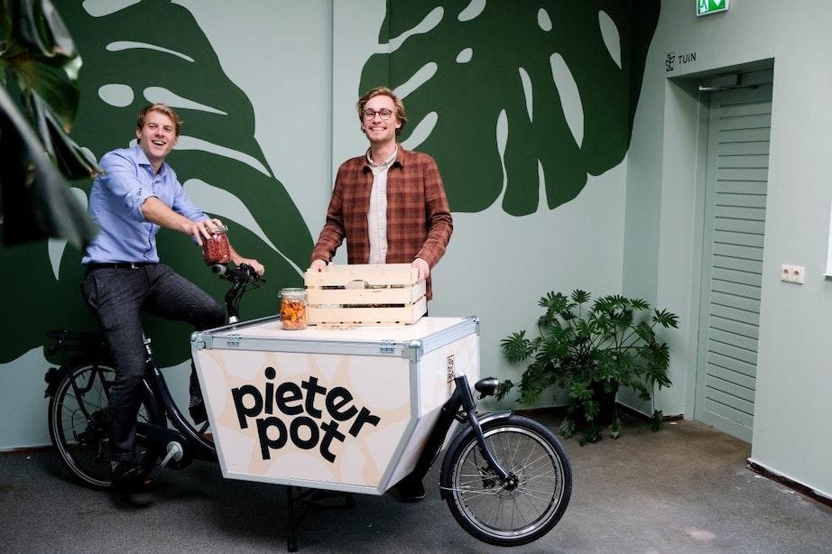 Verpakkingsvrije online supermarkt Pieter Pot vanaf 21 april in Utrecht