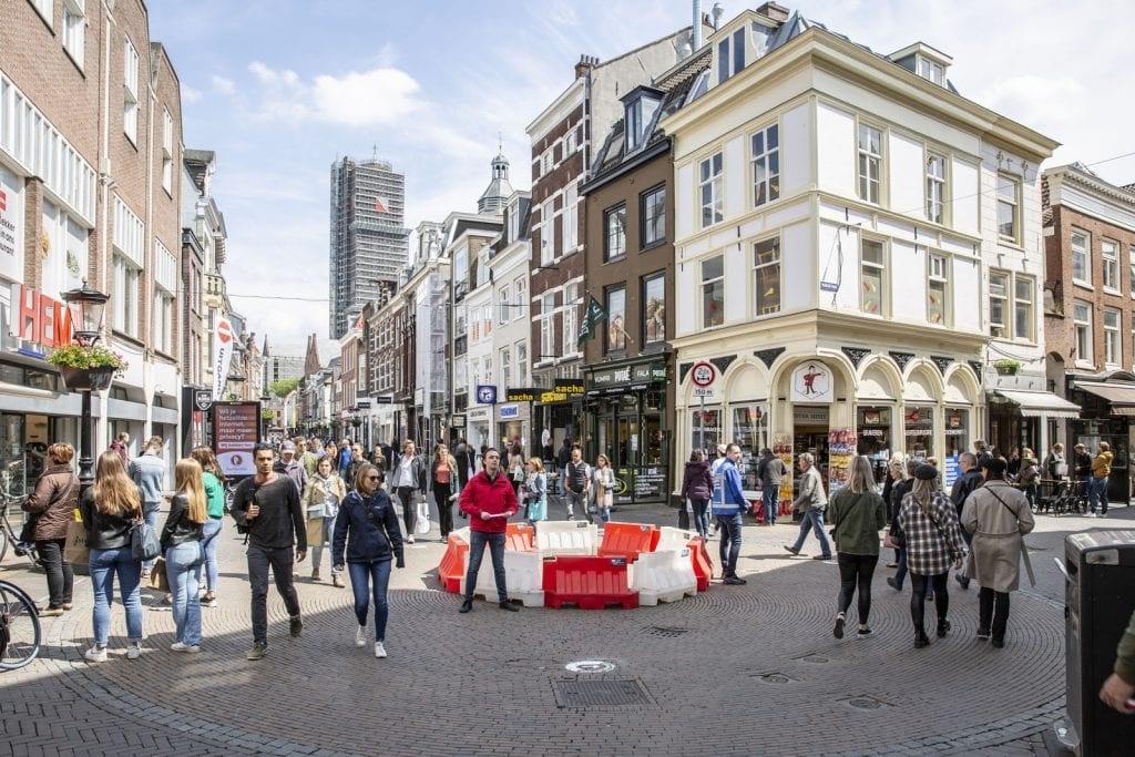 Coronaregelingen stoppen na 1 oktober; gemeente Utrecht gaat ondernemers helpen