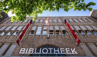 Bibliotheek Neude vanaf vrijdag ook open voor niet-leden